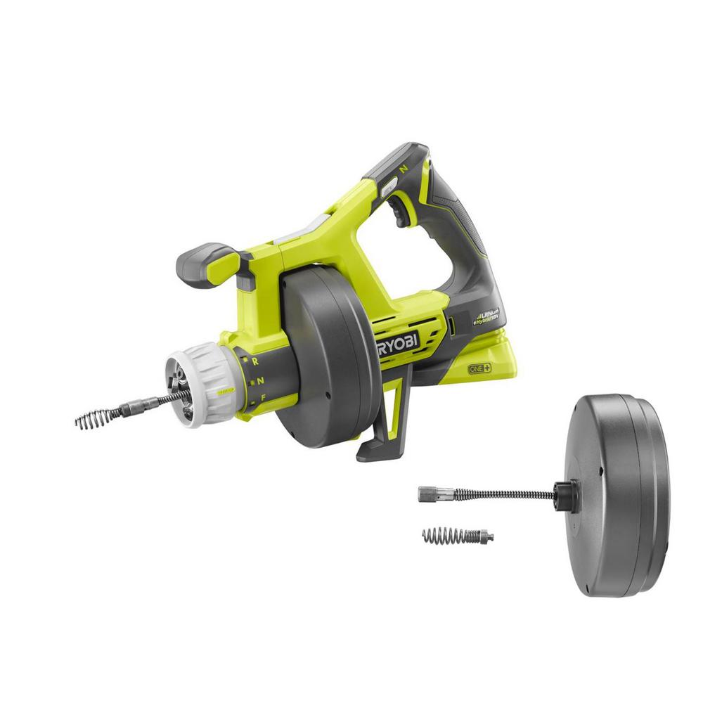 RYOBI 18-Volt ONE+ Hybrid Drain Auger (Tool Only) with Auger Replacement Drum was $198.97 now $159.0 (20.0% off)