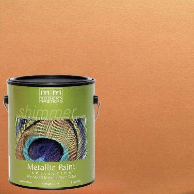 1 gal. Camel Metallic Interior/Exterior Paint