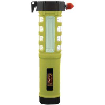 5-in-1 Safety Hammer Tool, Green