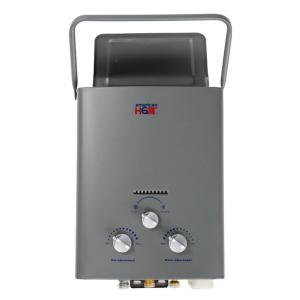 Iheat 5 Liter 1 5 Gpm Portable Lp Gas Tankless Water