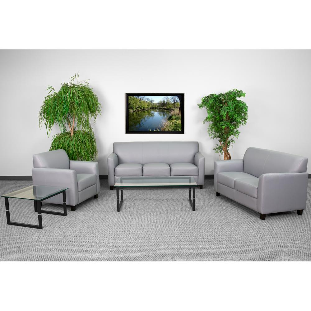 Flash Imperial Series Reception Set Gray