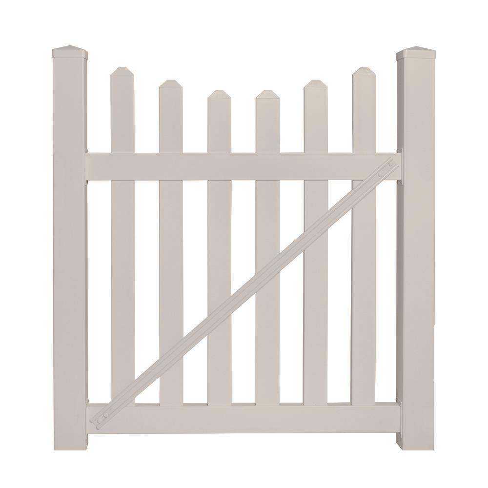 YARDGARD Select Fence Framework Kit-328801A - The Home Depot