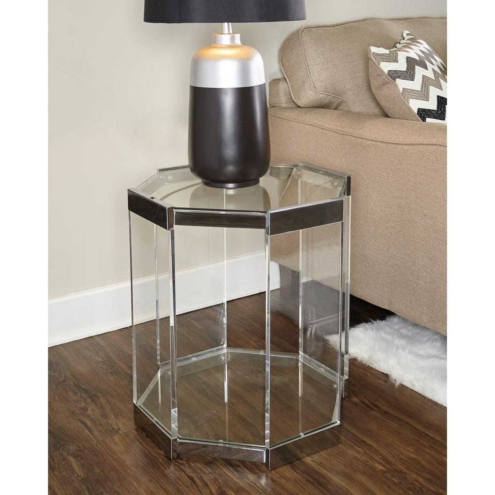 Powell Brahm Side Table