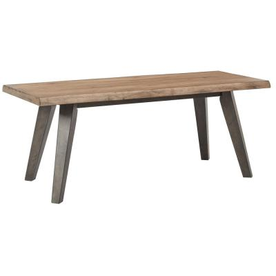 Oakridge Rustic Sand Dining Bench