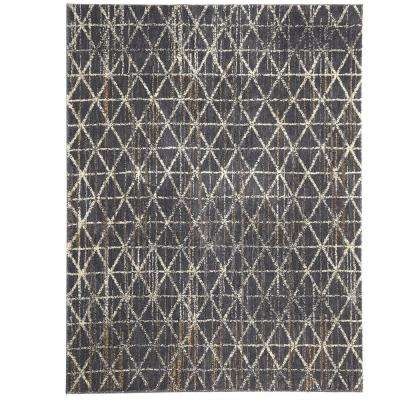 Camden Denim 8 ft. x 10 ft. Area Rug