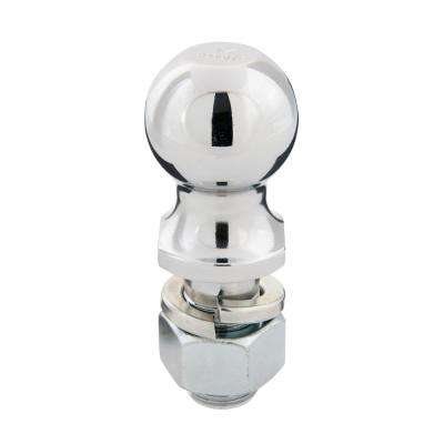 1-7/8 in. Chrome Hitch Ball