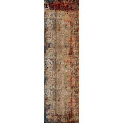 Studio Multi 2 ft. 3 in. X 8 ft. Indoor Runner Rug