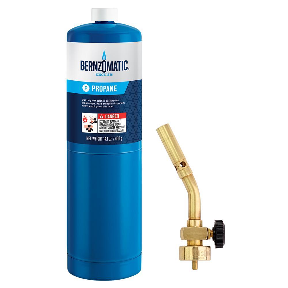 Bernzomatic Ul100 Basic Propane Torch Kit Ul100kc The
