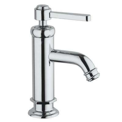 Firenze Single Hole Single-Handle Bathroom Faucet in Chrome
