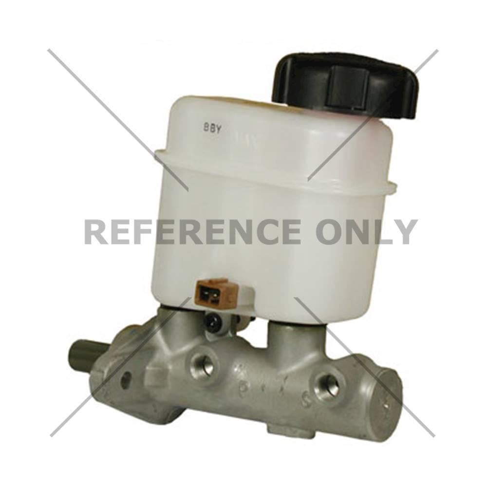 Brake Master Cylinder-New Original Equipment MANDO fits 2007 Hyundai Tiburon
