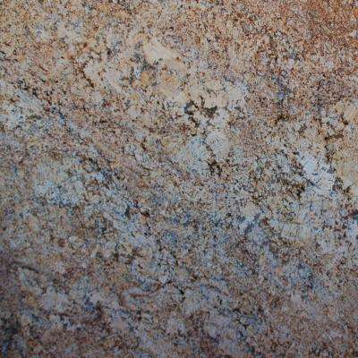 3 in. x 3 in. Granite Countertop Sample in Solaris