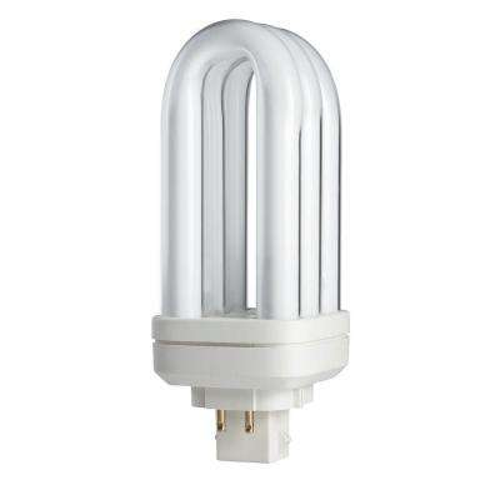 18-Watt Soft White (2700K) PL-T 4-Pin (GX24q-2) Energy Saver Compact Fluorescent (non-integrated) Light Bulb