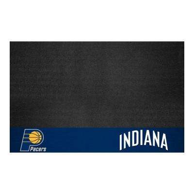 Indiana Pacers 26 in. x 42 in. Grill Mat