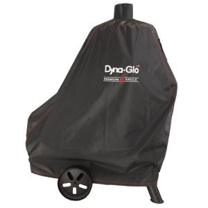 Dyna-Glo 46 inch Premium Vertical Offset Charcoal Smoker Cover by Dyna-Glo