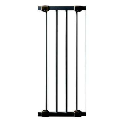 10 in. W x 31 in. tall Extension Angle Mount Safeway in Black
