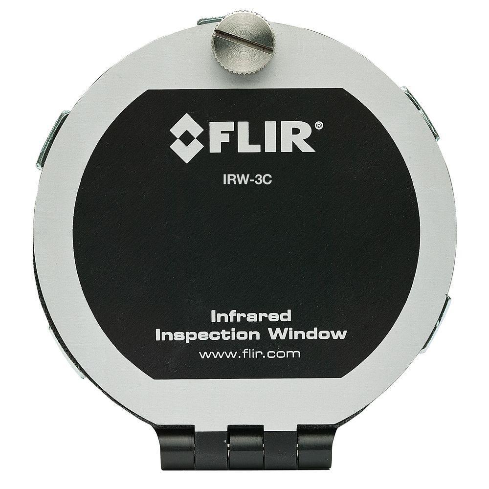 FLIR 3 in. InfraRed Window (O.D. 3.9 in. / 99 mm)