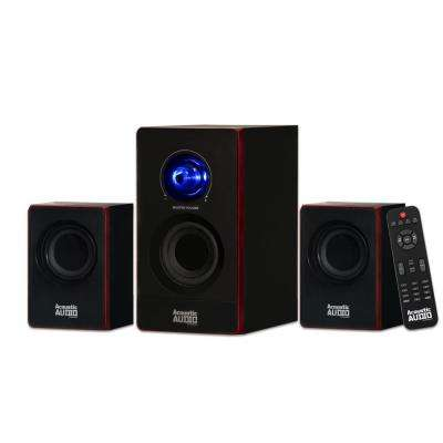 Bluetooth Home 2.1 Speaker System for Multimedia Computer