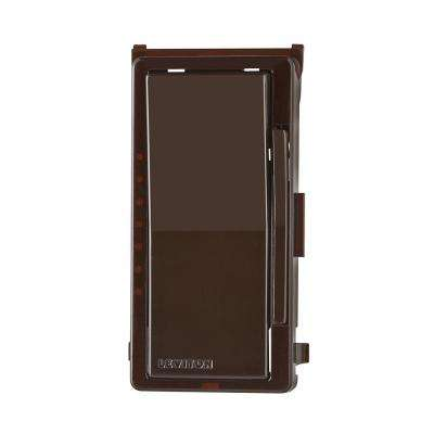 Decora Digital/Decora Smart Dimmer Color Change Kit, Brown