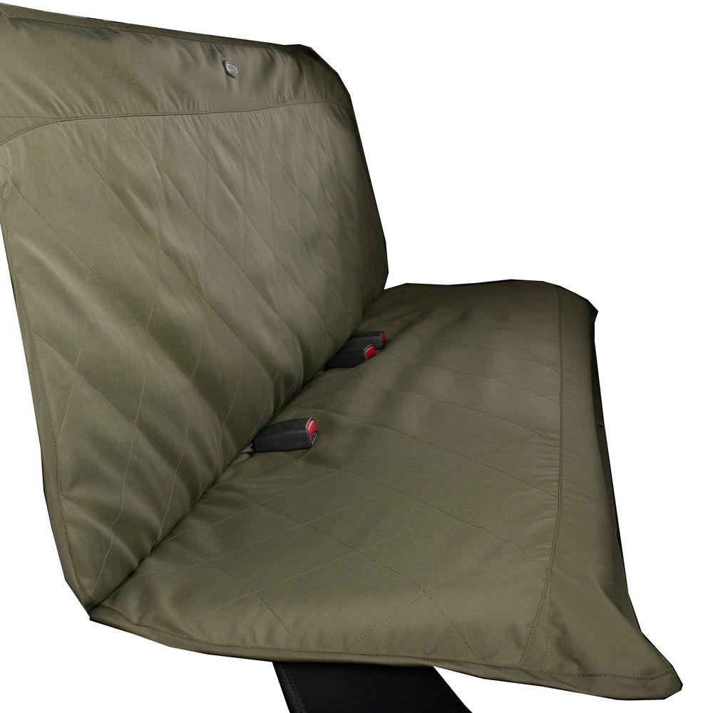 null Heritage Quick-Fit Bench Seat Compact Cover-DISCONTINUED