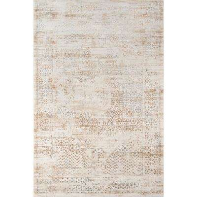 Juliet Beige 9 ft. x 12 ft. Indoor Area Rug