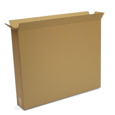 Moving Box (10-Pack) (30 in. x 5 in. x 24 in.)