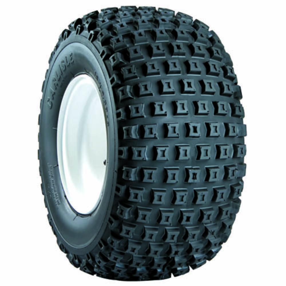 Knobby 18X9.50-8/2 Rec Golf ATV Tire