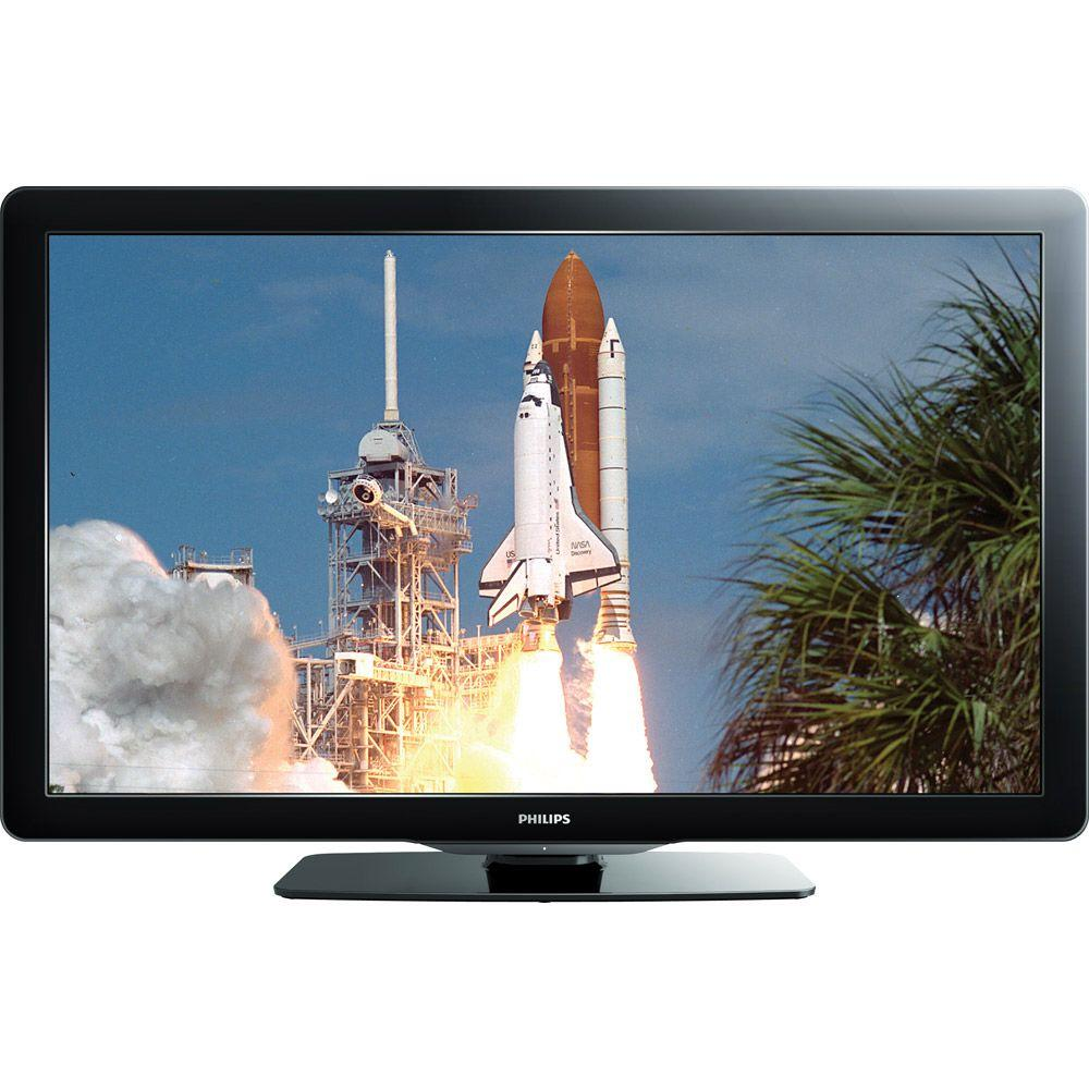 Philips 40 in. Class LCD 1080p 120Hz HDTV with Built-in WiFi-DISCONTINUED