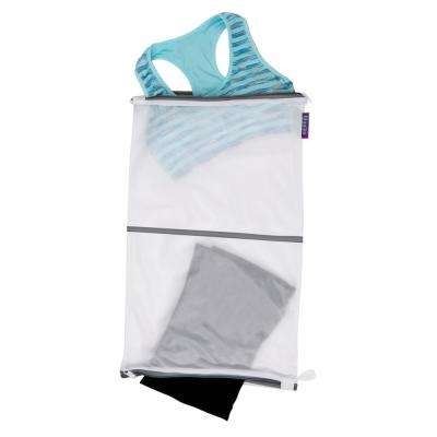 Sanitized Twin Compartment Wash Bag