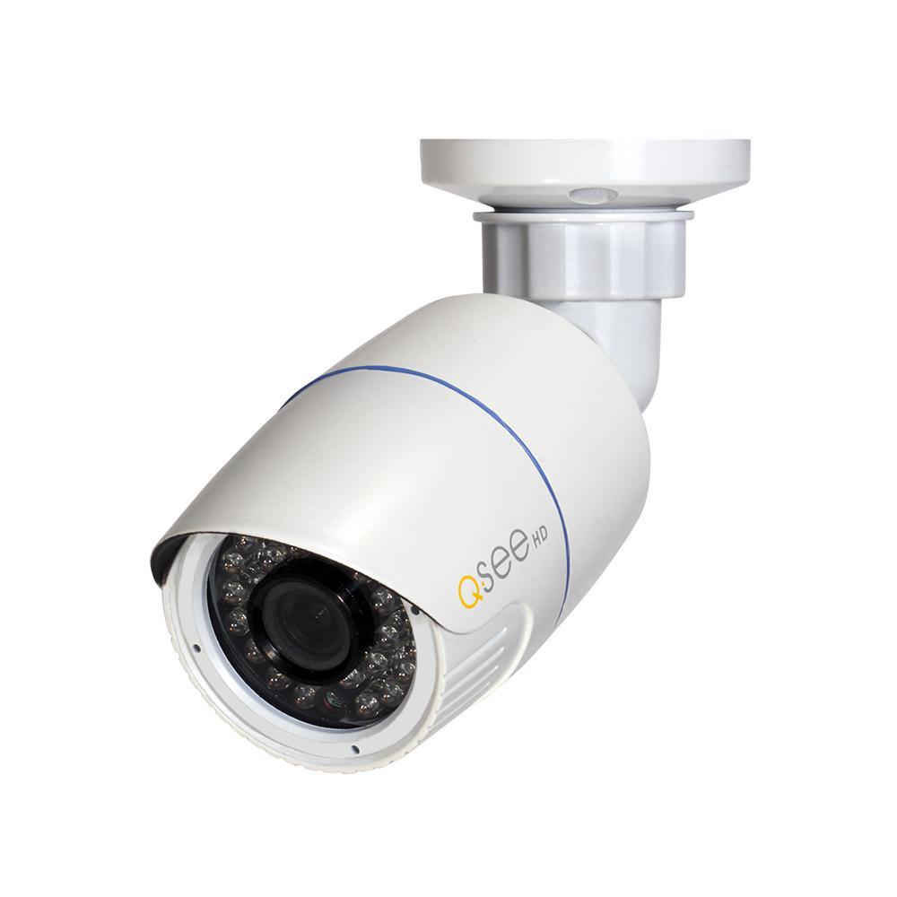 Indoor/Outdoor Bullet 4MP IP Night Vision Security Camera