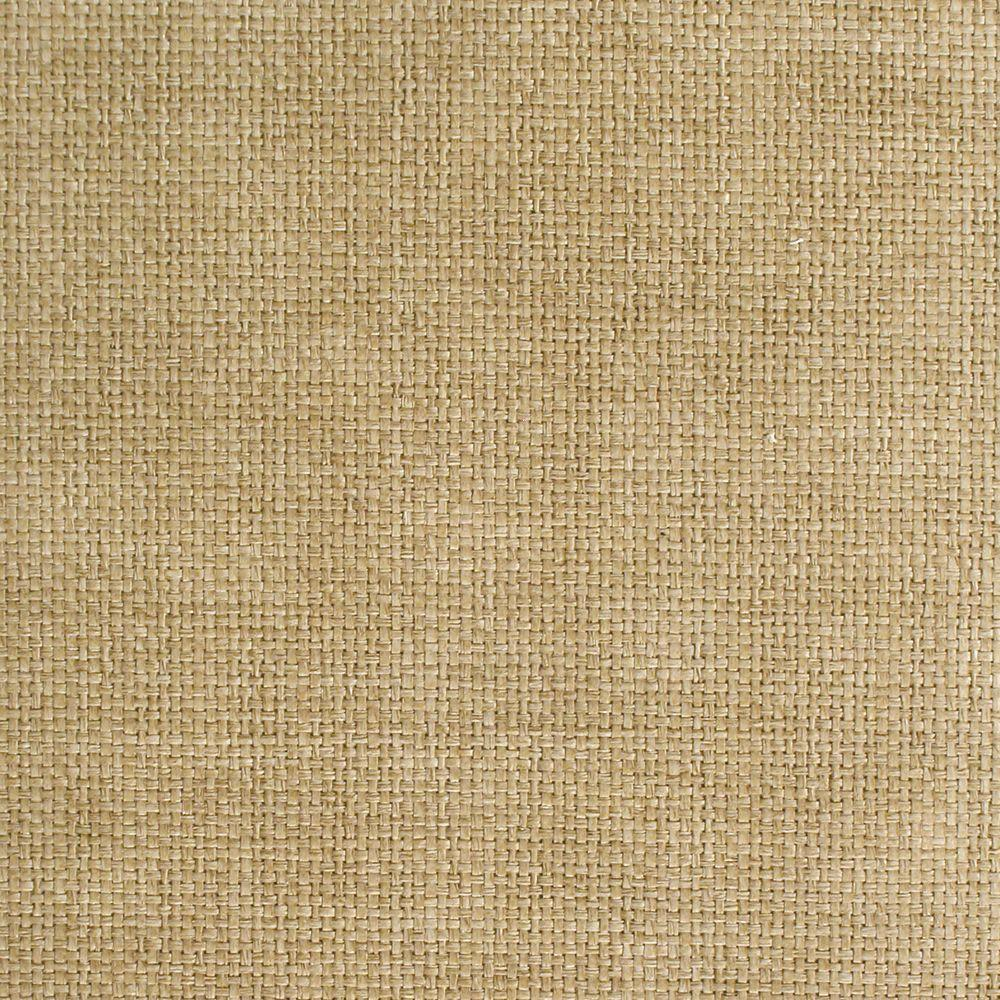 The Wallpaper Company 8 in. x 10 in. Linen Brush Grass Wallpaper Sample-DISCONTINUED