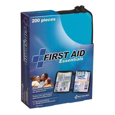 200-Piece Large All Purpose Soft Sided First Aid Kit