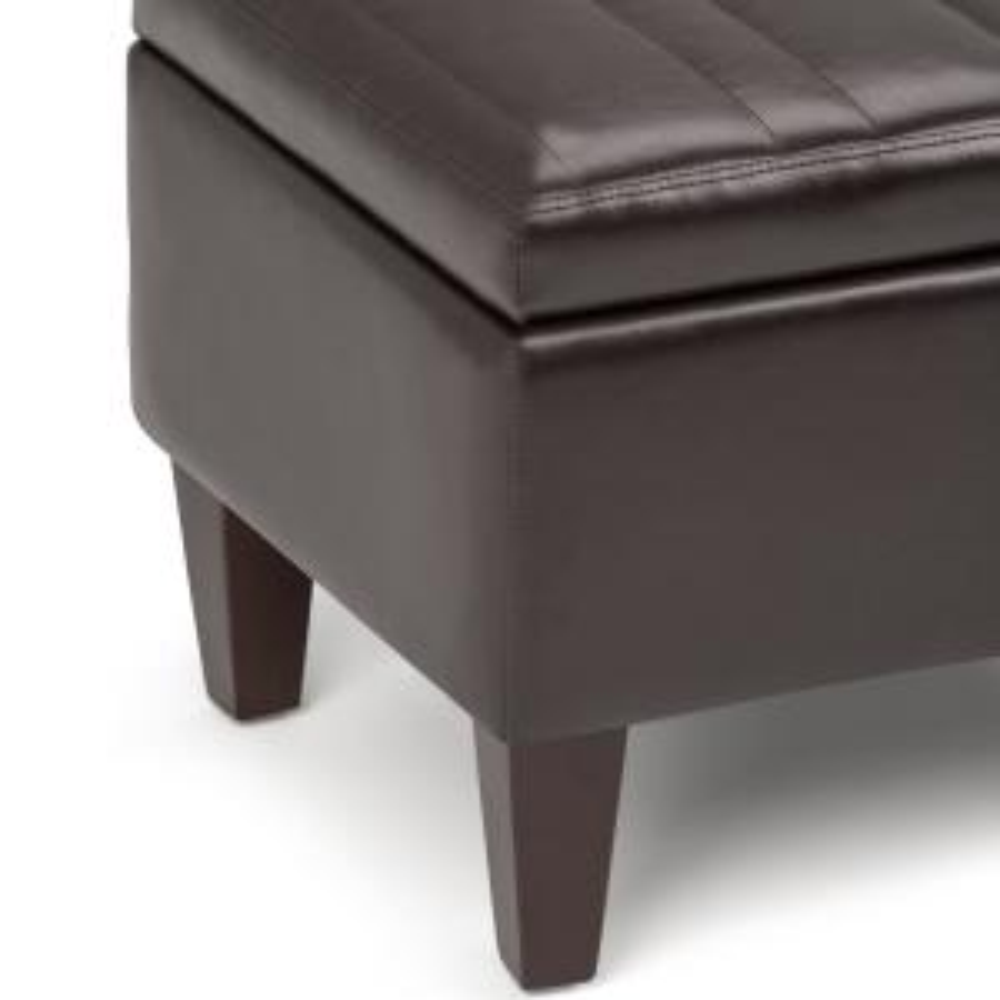 Outstanding Brooklyn Max Sullivan 48 Inch Wide Contemporary Rectangle Creativecarmelina Interior Chair Design Creativecarmelinacom