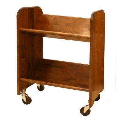 Bookmaster 2-Shelf Bookcase