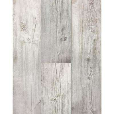 Dovetail Pine 12 mm Thick x 8.03 in. Wide x 47.64 in. Length Laminate Flooring (15.94 sq. ft. / case)