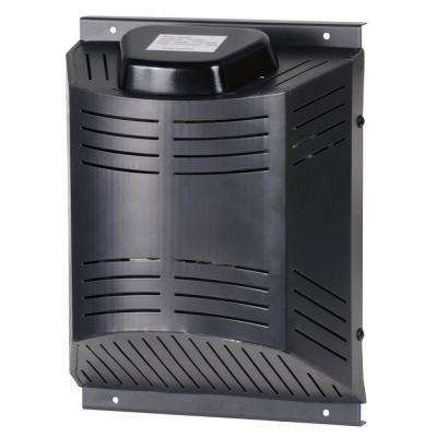 200-Watt Portable Heater Wall Mounted with Fan for Outdoor Dogs, Chickens and Rabbits