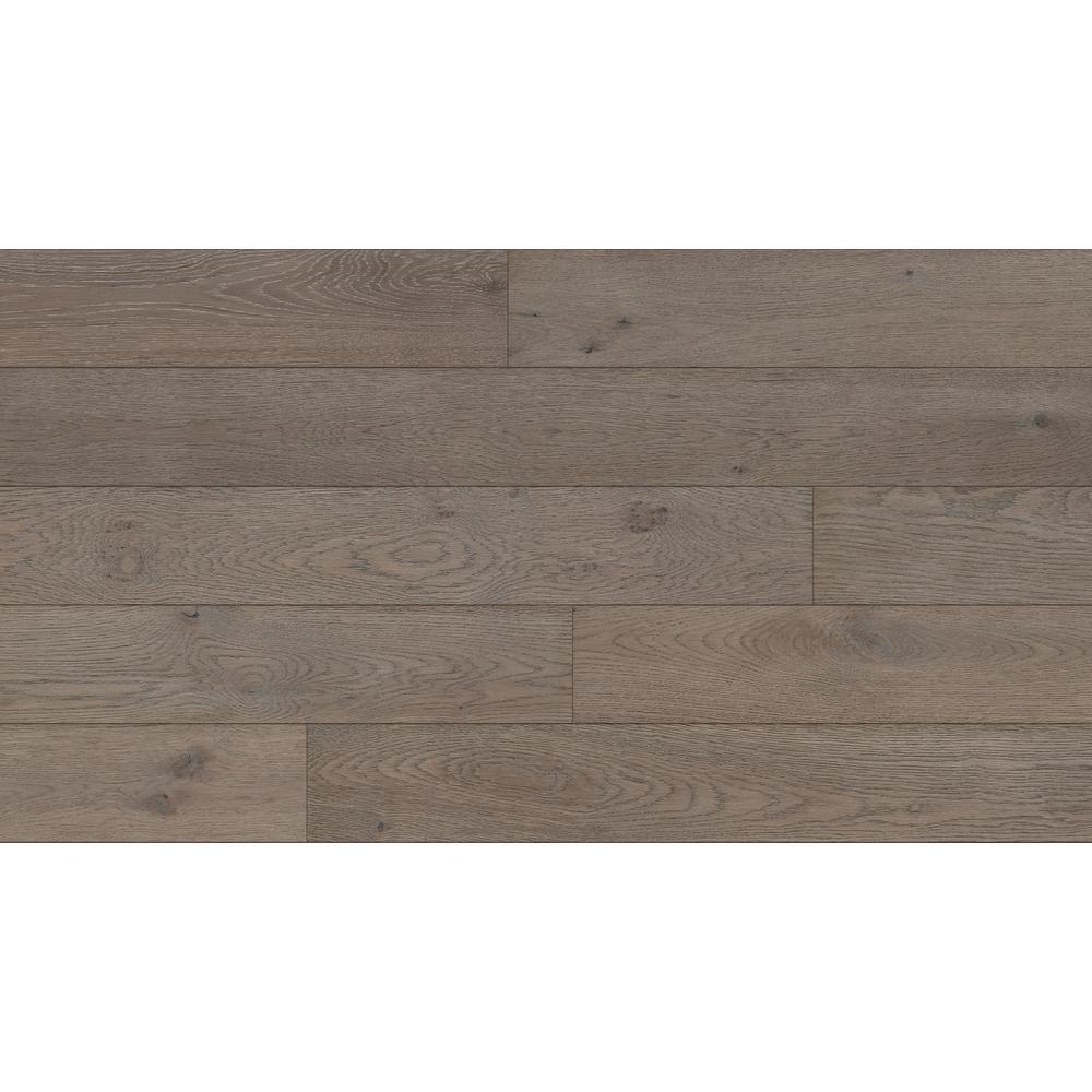 Oak Parker 1/4 in. T x 5 in. W x Varying Length Water Resistant Engineered Hardwood Flooring (16.68 sq.ft)