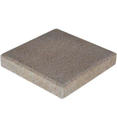 12 in. x 12 in. x 1.57 in. Pewter Square Concrete Step Stone (168-Pieces/168 sq. ft./Pallet)