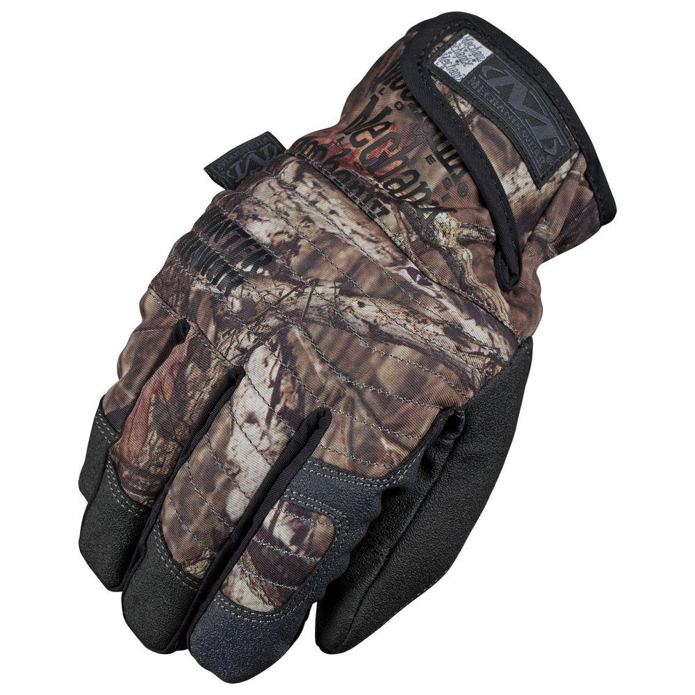 Mechanix Wear Winter Armor Mossy Oak Infinity Medium Glove-DISCONTINUED