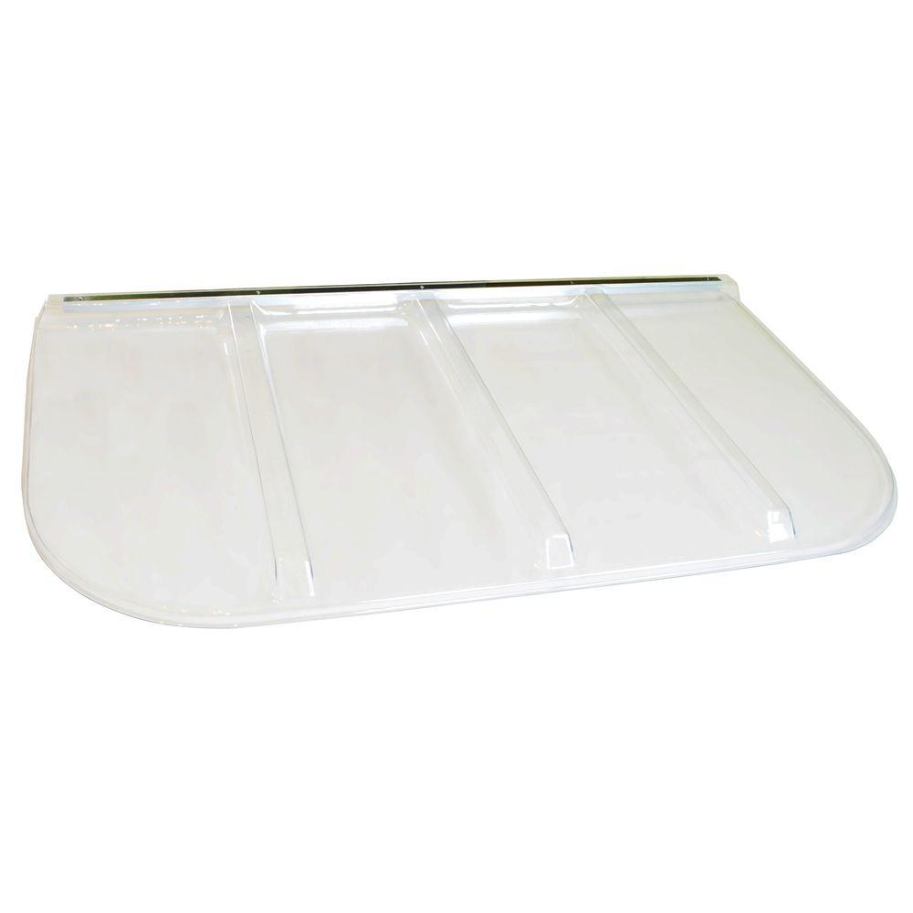 Shape Products 69 in. x 38 in. Polycarbonate U-Shape Egress Cover