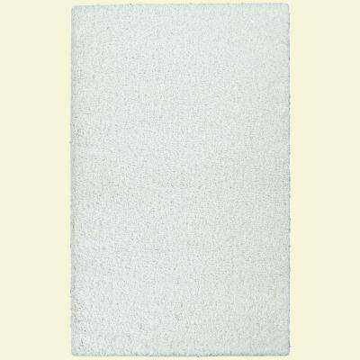 Southpointe Shag White 5 ft. x 7 ft. Area Rug