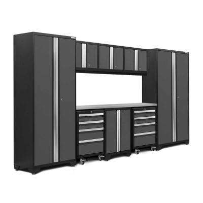 locking terrific new lowes style k racks decorating life elegant your systems cabinet storage creative easier ceiling for system rail cabinets make kobalt garage collections