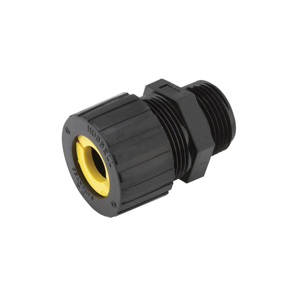 Liquidtight Strain Relief 1 in. Cord Connector (10-Pack)
