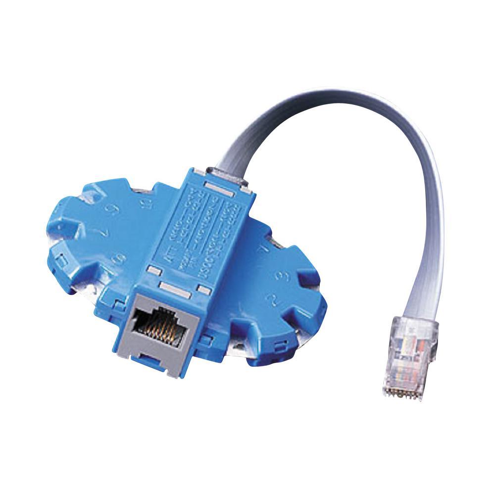 Modular Plug Breakout Adapter