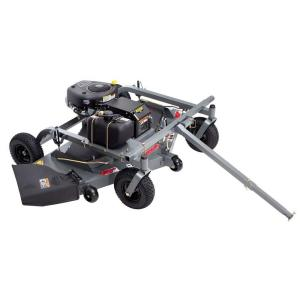 Swisher 60 inch 14.5-HP 500 cc Briggs & Stratton Electric Start Trail Commercial Pull-Behind Finish Cut Lawn Mower by Swisher
