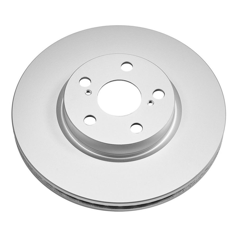 Disc Brake Rotors >> Power Stop Disc Brake Rotor Jbr1311evc The Home Depot