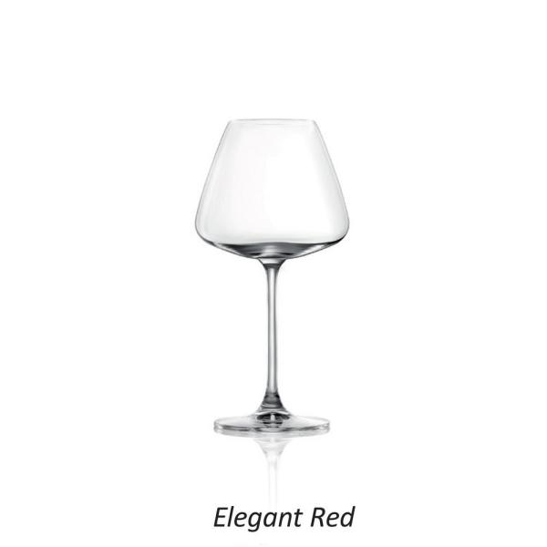 Lucaris Desire Elegant Red 20 oz. Wine Glasses (8-Pieces) 0433063-2