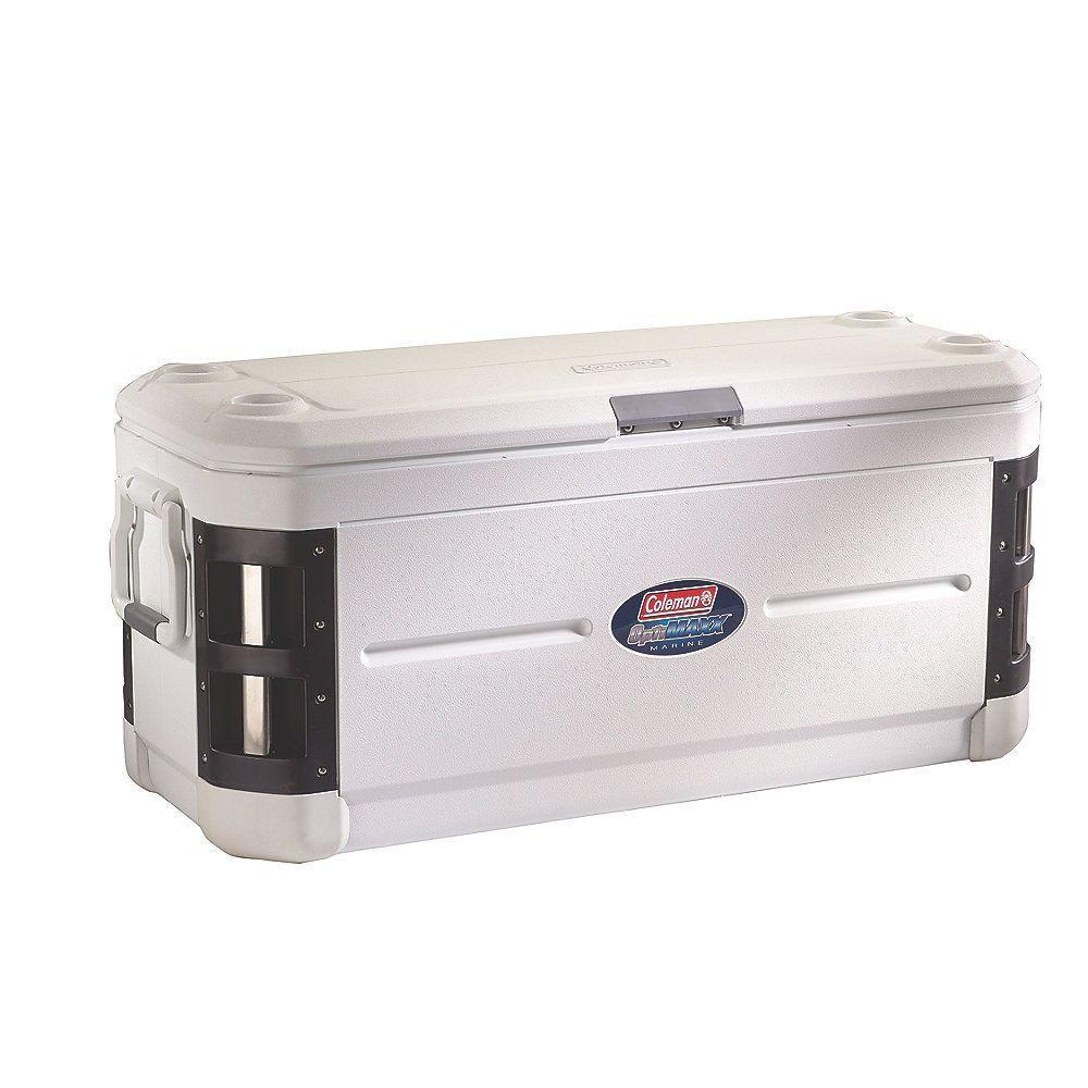 Coleman 200 Qt Pro Series Marine Cooler 3000002237