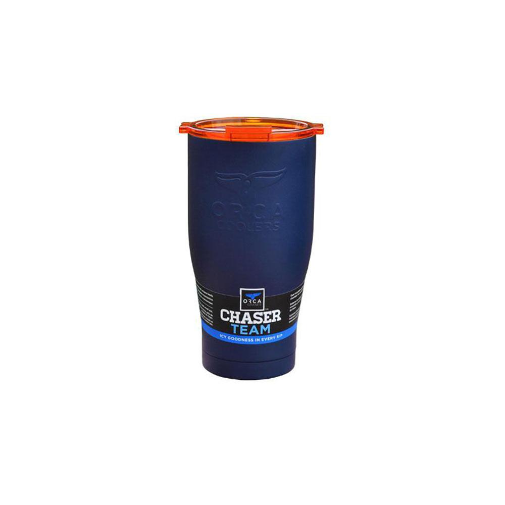 ORCA Chaser 27 oz. Navy/Orange