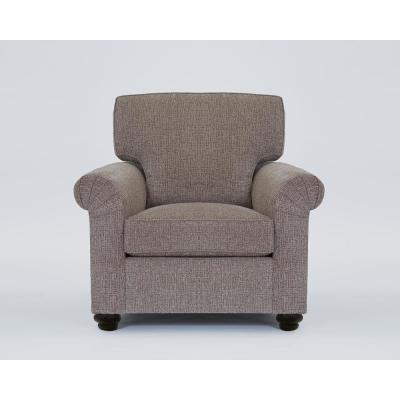 Aubrey Pewter Upholstered Chair