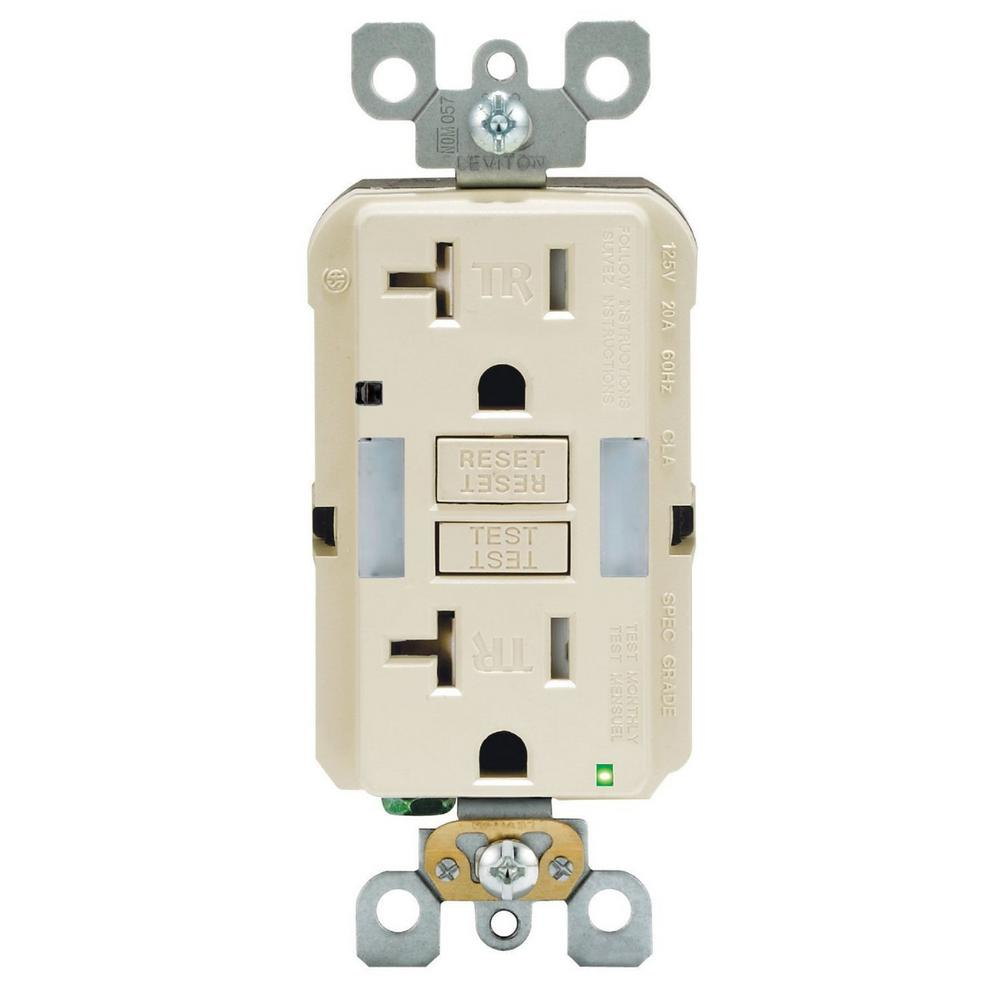 Connecticut Electric 60 Amp Rv Panel Outlet With 50 Receptacle Wiring Diagram As Well Service On 2 Pole Gfci 20 Self Test Smartlockpro Combo Duplex Guide Light And Tamper Resistant